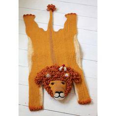 Prince Leo the Lion Rug