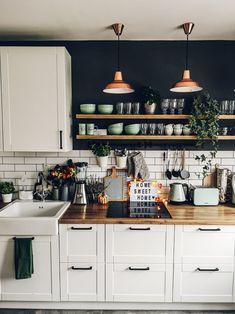Kitchen Room Design, Home Decor Kitchen, Home Decor Bedroom, Kitchen Living, Kitchen Interior, New Kitchen, Home Kitchens, Style Deco, Home Decor Inspiration