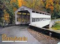 covered bridges in PA