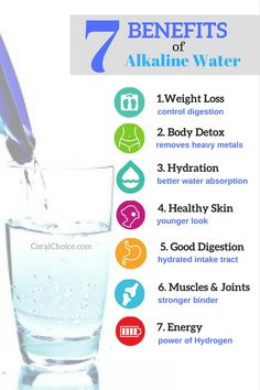 Benefits of Alkaline Water: https://www.coralchoice.com/single-post/2017/05/04/Benefits-of-Alkaline-Water?utm_content=buffer94aab&utm_medium=social&utm_source=pinterest.com&utm_campaign=buffer #CoralMine #CorlaClub #ColoVada #Coralorder