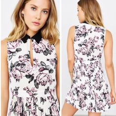 Kimchi Blue Rose Dress Like new Urban Outfitters Dresses