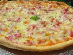 Pizza Competencia (Los fogones de Ana Sevilla)