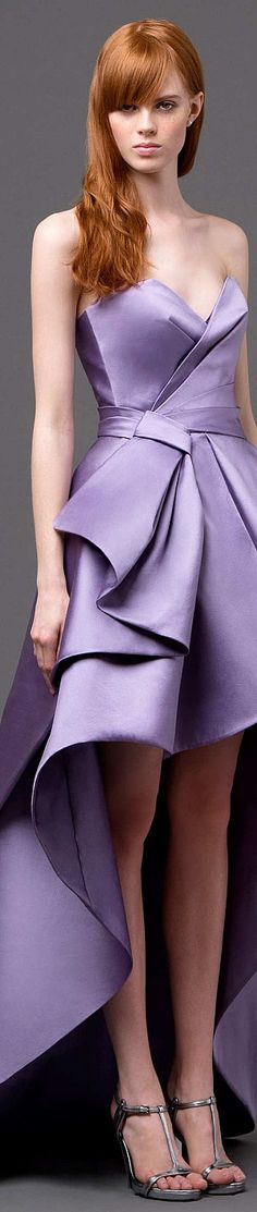 Alberta Ferretti Collection Spring 2015 Bridal jaglady More fashion dresses : http://luxurytouch.biz/dresses-157/