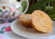Queijadas de Grão-de-Bico Portuguese Desserts, Portuguese Recipes, Portuguese Food, Cupcakes, Cake Cookies, No Bake Cake, Baked Goods, Deserts, Good Food