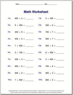 Grade 5 Multiplying Fractions Worksheet My HomeSchoolers