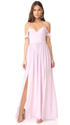 Consigue Este Tipo De Vestido Largo Amanda Uprichard Ahora Haz Clic Para Ver