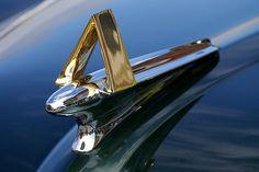 1951 Hudson Hornet hood ornament