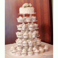 The Wedding Cake & Cupcakes