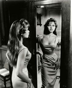Brigitte Bardot ~ The Light Across the Street | La Lumière d'en Face (1955)