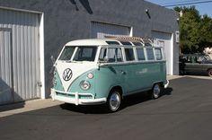 VW Safari 1967