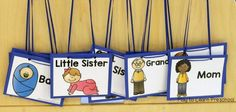 The dramatic play area is the center of our classroom community. So much fun, hands-on learning takes place there! We love to set it up with simple themes, like a restaurant, and elaborate themes, lik