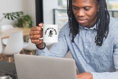 Le #mug idéal pour cette période de #télétravail. Rappelez à vos interlocuteurs que leur micro est éteint ! #muted #Mute En prix promotionnel jusqu'au 30 Novembre 2020. Gifts For Fiance, Uncle Gifts, Gifts For Coworkers, Gifts For Friends, Dads Little Girl, Name Mugs, Day Drinking, Mugs For Sale, Dad Mug