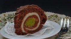 Konyha Naplóm: Mozart szelet Sweet Cakes, Sweet Life, Biscotti, Crackers, Cookie Recipes, Sweets, Cookies, Cream, Food