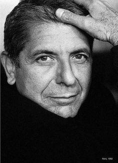 Dominique Issermann Leonard Cohen Tour