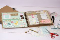 Scrapbook Page Layouts – Hints, Tips and Tricks #papercraft #scrapbooking #beginner