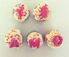 Personaliza tus #cupcakes y expresa lo que sientes ❤️ #regalo  #frases #personaliza #diseña
