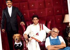 Manam Telugu Movie Review: Impressive acting of Nagarjuna family