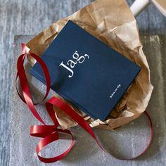 Jag: Boken om mig - Julklappstips - Produkter - Designtorget