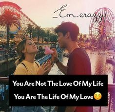 i love you! One Word Quotes, True Love Quotes, Girly Quotes, Romantic Love Quotes, Couple Quotes, Relationship Quotes, Life Quotes, Girly Facts, Qoutes About Love