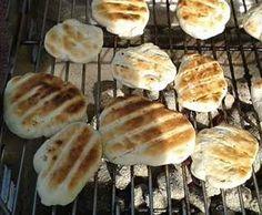 Rezept Grillbrot von Solajo14 - Rezept der Kategorie Brot & Brötchen