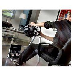 Volante T500 RS - Simulador real para PS3, Oficial Gran Turismo 5. Thrustmaster. R$2199.90