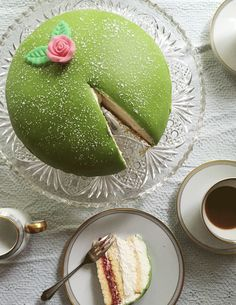 MAHTAVA! Der Finnische Food & Design Blog, Prinzessinnentorte I Prinsesstårta, Copyright Michaela Fuchs