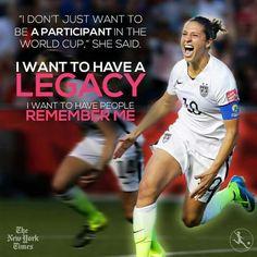 Legacy won!
