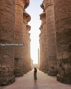 Get ready to make your vacation in Hurghada more enjoyable when you join us with our Luxor day tour, and discover the great civilization of ancient Egyptians in the ancient capital of pharaohs. Luxor Temple, Luxor Egypt, Pyramids Egypt, Le Nil, Destinations, Road Trip, Valley Of The Kings, Excursion, Travel Alone