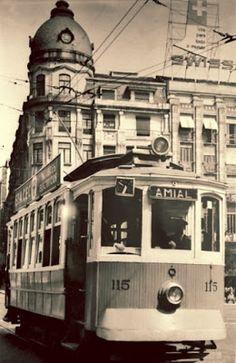 MONUMENTOS DESAPARECIDOS: Eléctricos do Porto