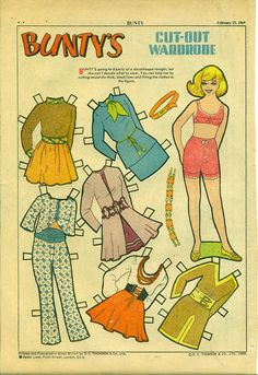 EE * 1500 free paper dolls at Arielle Gabriel's The International Paper Doll Society for paper doll pals at Pinterest *