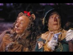 Mandela Effect - Who knew the Scarecrow in the Wizard of Oz carried a gun?