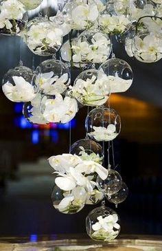 Hanging flower balls, Dezign Shop                                                                                                                                                      More