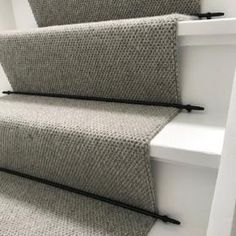 Open Trap, Diy House Projects, Carpet Stairs, Stairways, Interior Design Living Room, Interior Inspiration, New Homes, Trap Decor, Home Decor