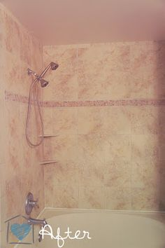 how to clean colored grout in shower