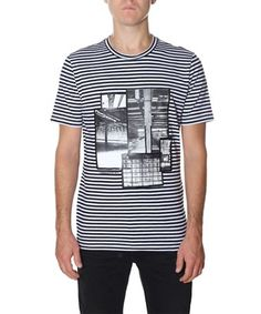 DIESEL BLACK GOLD DIESEL BLACK GOLD MEN S 00SJA9BGTKI100 WHITE BLACK COTTON  T-SHIRT.  dieselblackgold  cloth   aa7368ab7c