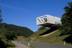 Museu usa energia da terra para conforto interno ~ ARQUITETANDO IDEIAS