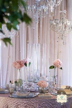 Little Flower Shop - Winnipeg Wedding Florist - Wedding Decorations - | INSPIRATION SHOOTS - Vintage Glam