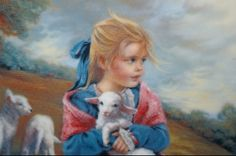 Sandra Kuck Winds of March Painting For Kids, Art For Kids, Penny Parker, Lion Of Judah, Angels Among Us, Victorian Art, Pictures To Paint, American Artists, Art Google