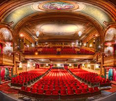 The Paramount Theatre, Austin, TX I have seen MANY shows here.... LOVE LOVE LOVE...one of my top 10 fave places in Austin