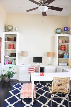 Sewing Space Makeover