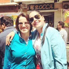 Grazie Rosanna! #Francesca#io#Rosanna #Bartolillo#felicità#RTI#giornalista#giornata#arte#ripresa#TV#emozione#bellissima #persona#divertente#gioia#Crotone #affetto#Telecamera#maggio#sole#colori #vivaci