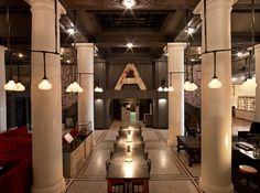 Ace Hotel, NY (Roman Williams)