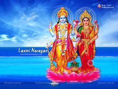 Lakshmi Narayan Wallpaper