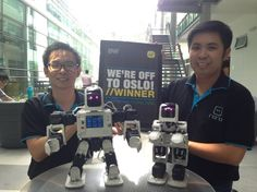 Malaysian robotics startup Cytron to go to Telenor Winners Conference 2015 in Oslo: Digi