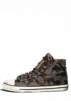Sneakers Camo Avio