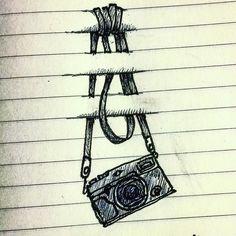 The way of the Fuji... #fuji #fujinon #fujifilm #fujilife #fujifilm_xseries #fujixseries #fujixclub #xpro #xphotographer #lifeasaphotographer #lifestyle #doodle #sketch #drawing #travelshooteditrepeat