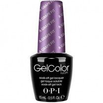 OPI GelColor A Grape Fit #B87