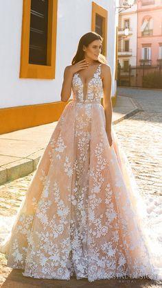 Crystal Design Sevilla Wedding Dresses 2017