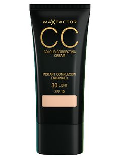 Max Factor CC Cream - cosmo uk Heeft een foundation like coverage