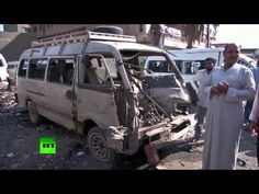 At least 56 killed in series of Iraq bomb blasts(OFFICIAL VIDEO)